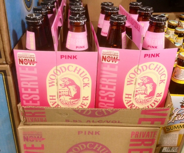 more pink beer
