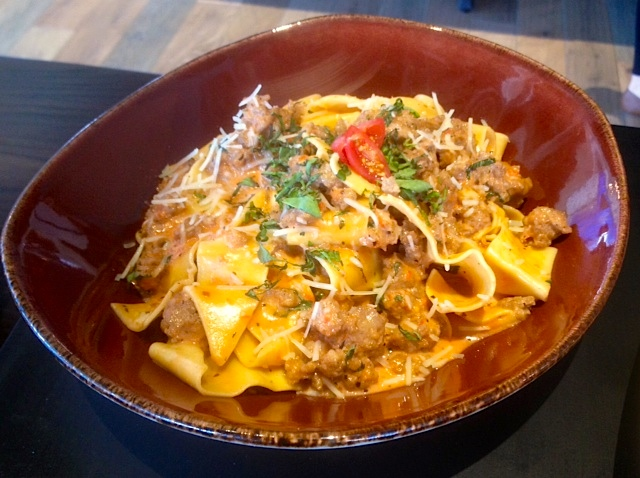 Docket pasta