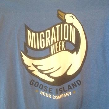 Goose tshirt