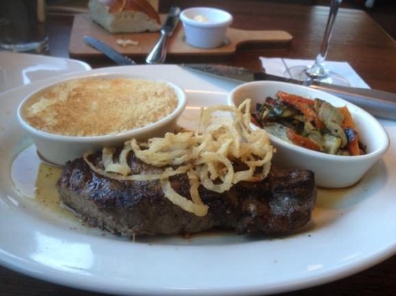 CH steak
