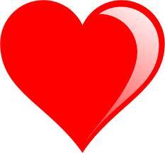 V-day heart