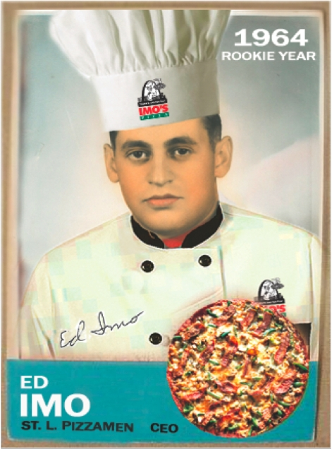 Ed Imos Rookie Card Front Final
