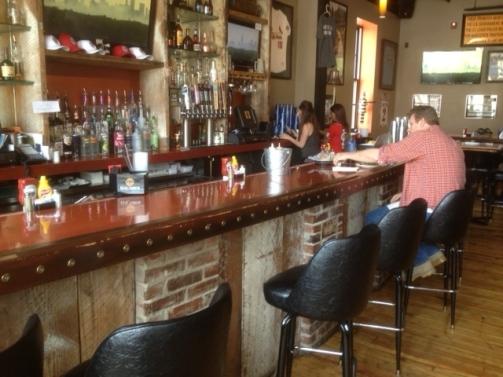 Precinct bar