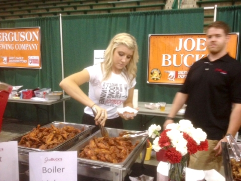 Joe Buck Wings