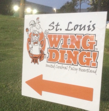 Wing Ding sign