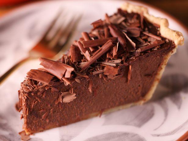 Choco Pumpkin pie