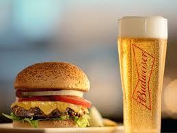 Burger + Bud