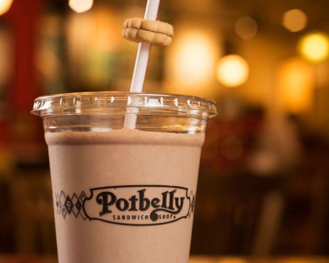 Potbelly shake