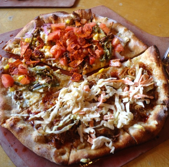 PW Pizza Southwest-Pulled