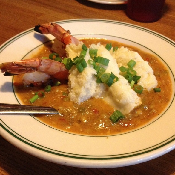 Shrimp Grits Stellas